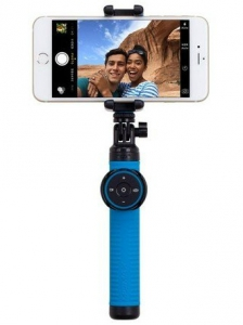 Монопод MOMAX Selfie Hero Bluetooth Selfie Pod 100cm Blue/Black