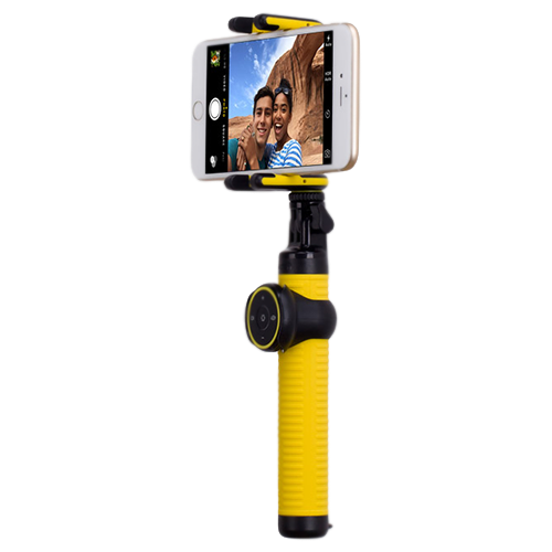 Монопод MOMAX Selfie Hero Bluetooth Selfie Pod 150cm Blue/Black